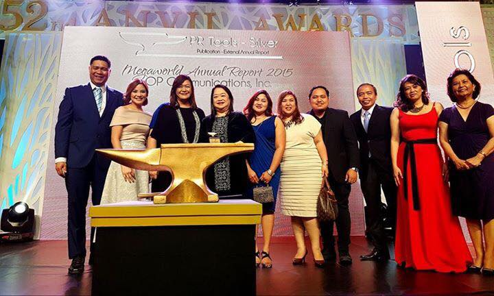 The Public Affairs Department of BCDA was responsible for the award-winning Annual Report of BCDA